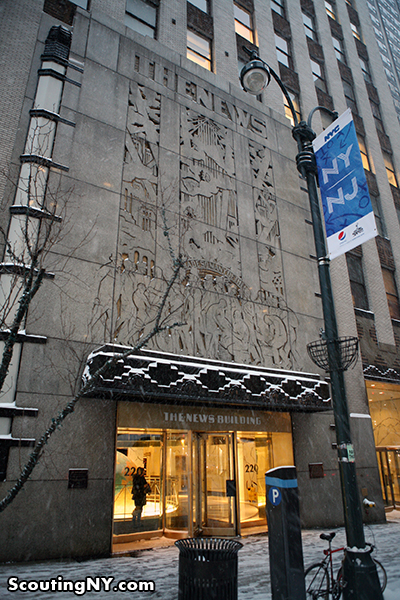 A Visit To The Daily Planet Scouting Ny