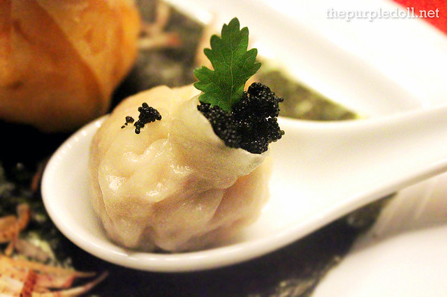 Mixed Meat and Seafood Dumpling