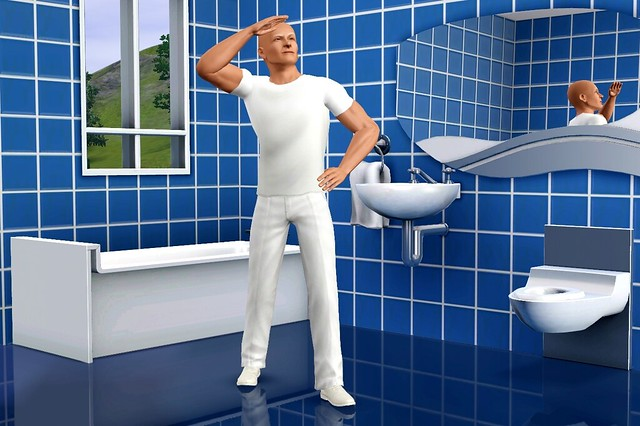 Mr. Clean - Posed 04