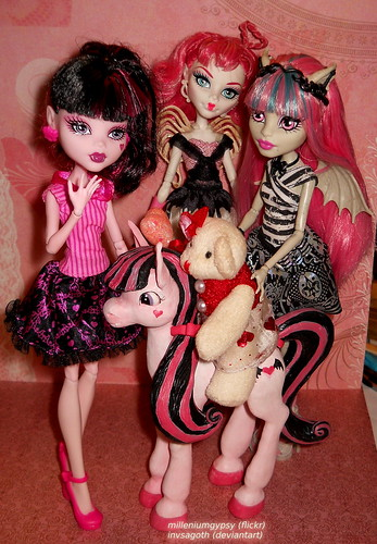 Pony!Lala and friends