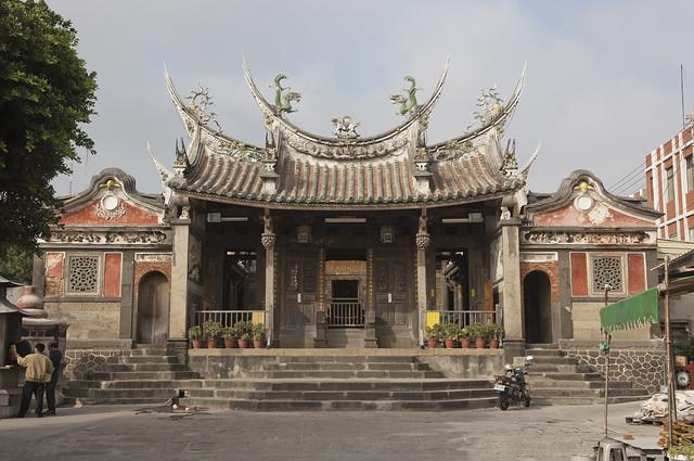PMI02 Taoist temple - Penghu - Taiwan