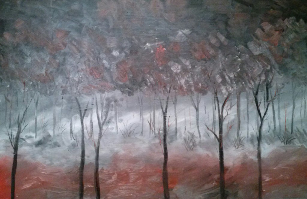 oil painting 120x80