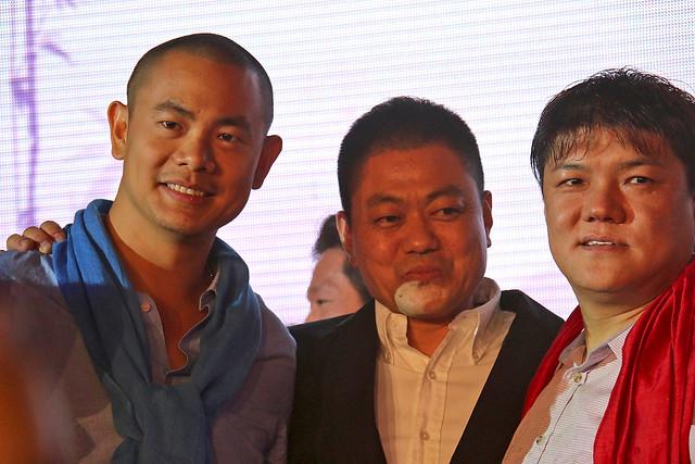 Andre Chiang, Yoshihiro Narisawa, and Seiji Yamamoto