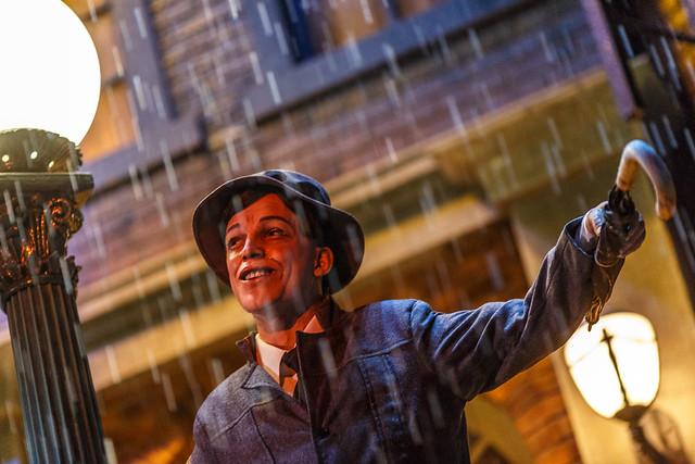 Gene Kelly Singin' in the Rain (2)