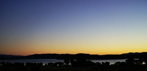 sunset newzealand harbour northisland bayofplenty ohiwaharbour sonya7