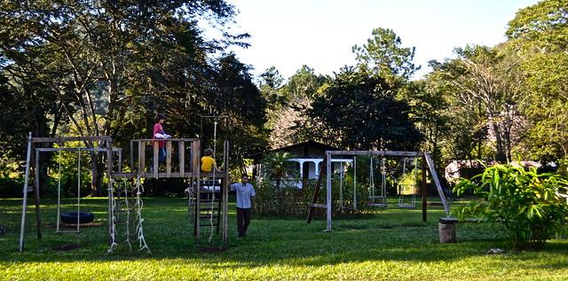 finca ixobel - playground