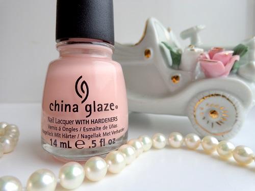 2 china glaze always a lady