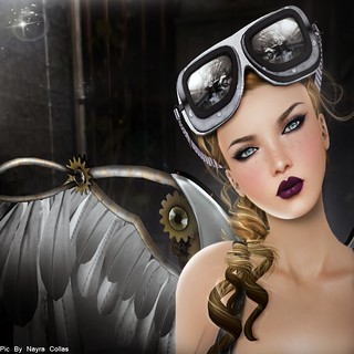 Steampunk Angel ♥