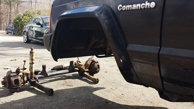 1988 Jeep Comanche Eliminator| Builds and Project Cars forum |