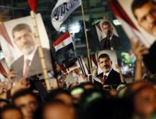 Pengadilan Junta Militer vonis mati 529 pendukung Mursi