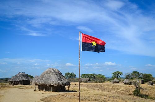 MPLA flag