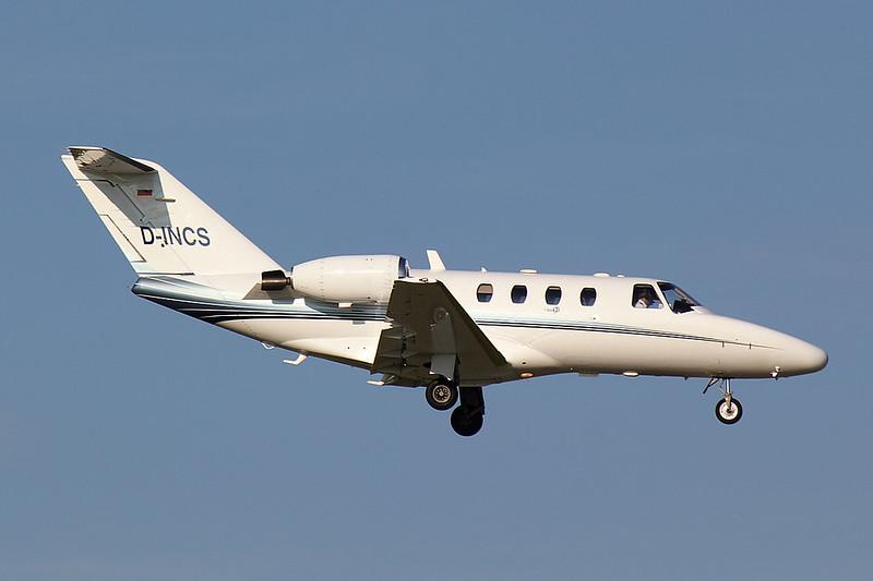 Bizair Flug - C525 - D-INCS (1)