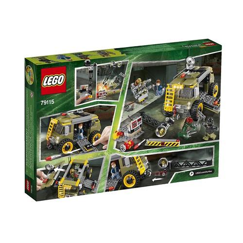 LEGO Ninja Turtles 79115