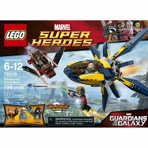LEGO Marvel 76019 Front