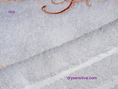 towel chigai