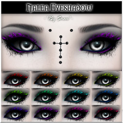 Nalea Eyeshadow for WGF 2014