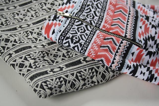 Cardigan skirt Aztec Sans-online