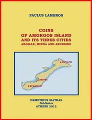 Coins of Amorgos Island