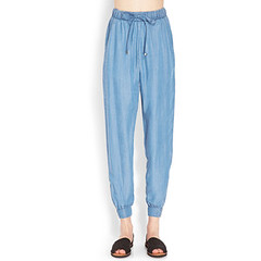 Chambray-Drawstring-Pants-Forever21