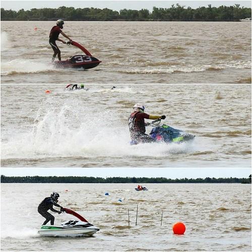 Los tres de punta/ #race #racing #jetski #ajm #kawasaki #x2 #river #carrera #campeonatoargentino #ramallo #PlayaBlanca