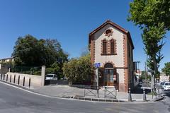 Bureau de Poste de Marseille Grand Littoral Map BouchesduRhne