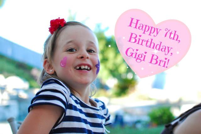 happy birthday Gigi