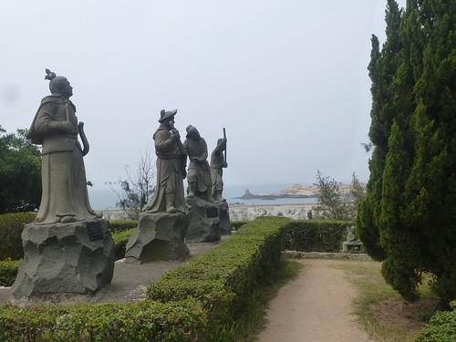 Fujian-Chongwu - Parc (4)