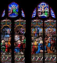 Soulaines-Dhuys Baie 4 Sainte Famille et Nativité
