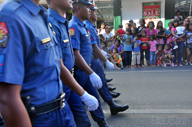 Pamulinawen Festival Openeing Parade