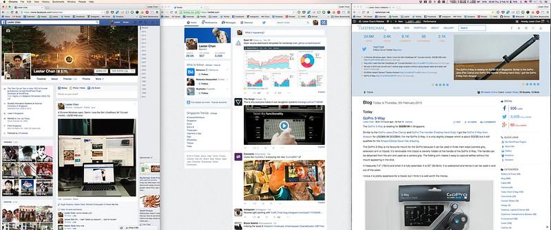 Dell UltraSharp 34 Curved Monitor (U3415W) - Screenshot