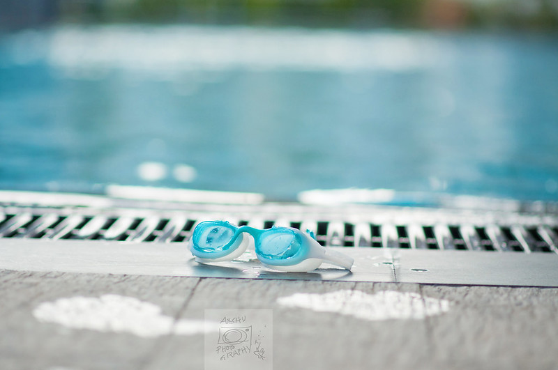 Day 31.365 - Swim Goggles
