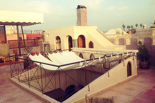 Marrakesch - Hostel Roof | Roland Krinner