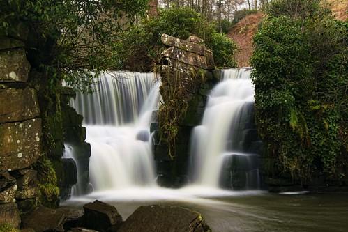 longexposure swansea waterfall penllergarevalleywoods nikond5300
