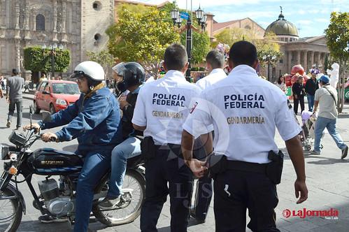 Policia Federal reclutara nuevo personal para Gendarmería y Fuerzas Federales