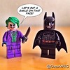 #LEGO #Joker #Batman #LetsPutaSmileOnThatFace #DarkKnight #TheDarkKnight #TDK #76023 #DCcomics #MarvelousDC @dccomics @lego_group @lego