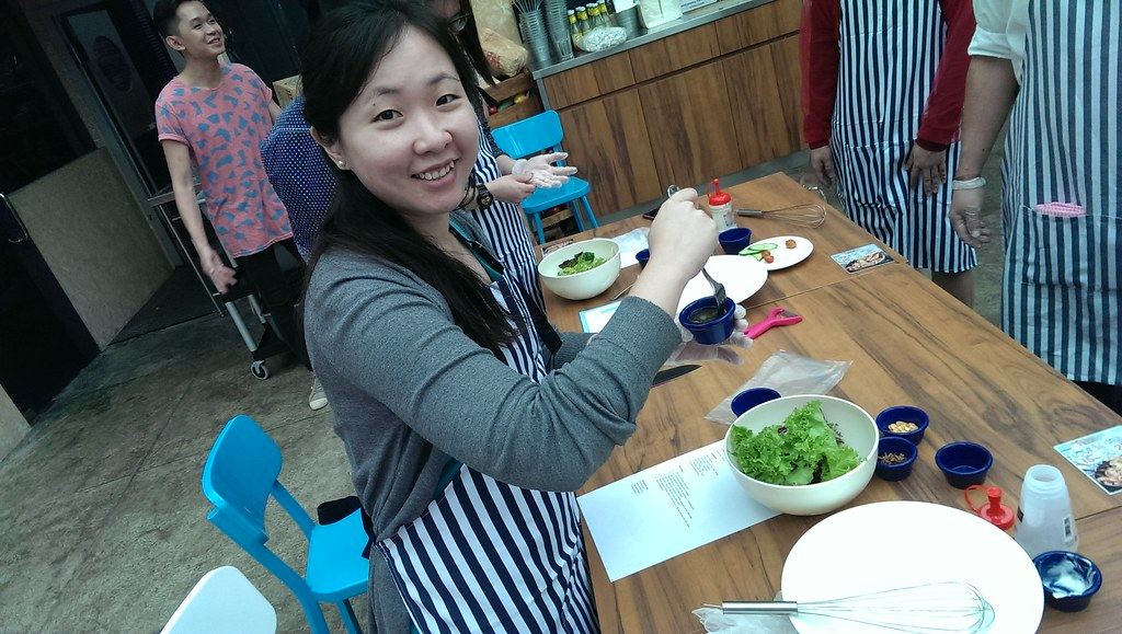 Valentine's Day cooking workshop by Fish & Co. - Alvinology