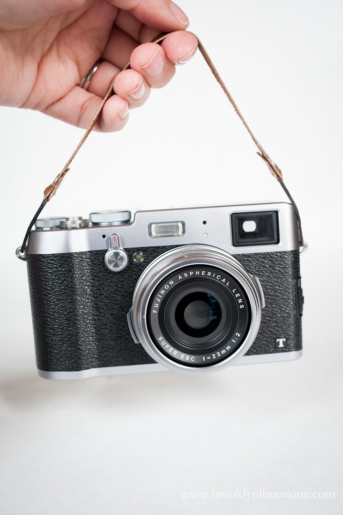 DIY Camera Strap for Point & Shoot and Mirrorless Cameras | www.BrooklynLimestone.com