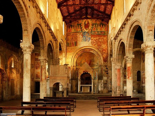Basilica Santa Maria Maggiore – Interno - Innen - Inside