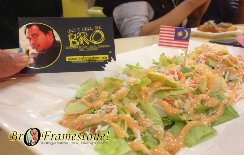 Mix Salad - Next Station BTGF, Seksyen 13, Shah Alam