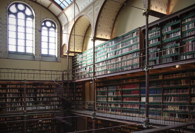 Library - Rijksmuseum