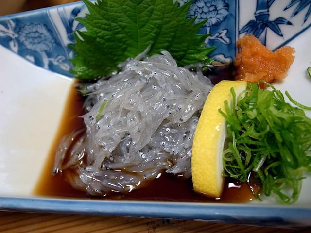 Chinmi -những món ăn Nhật Bản hiếm và kì lạ