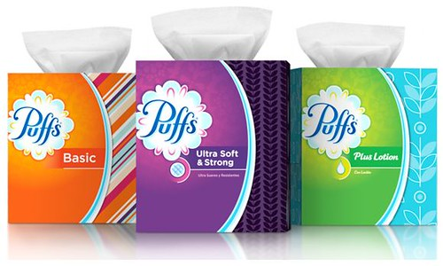 Puffs Facial Tissue at CVS