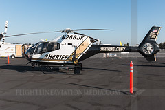 Sacramento County Sheriff Eurocopter EC120-B N288JK