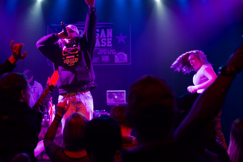 Jimmy Hooligan and Shi Shi Sakari - Hooligan Sendoff at The Waiting Room | Feb. 12, 2015