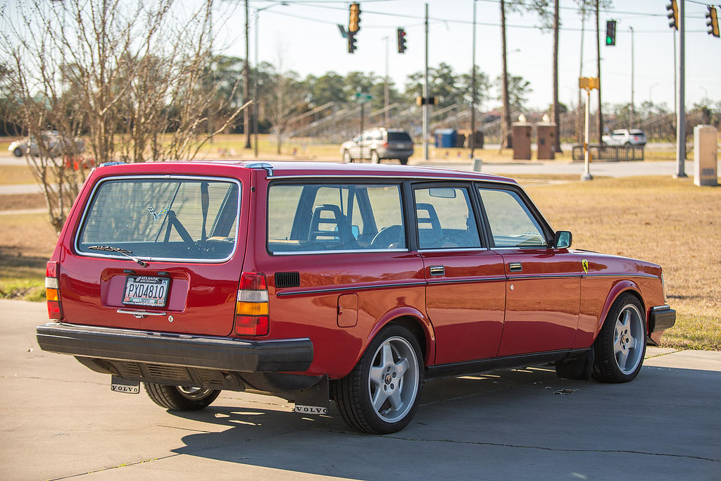 Volvo S60R For Sale >> 5.0L V8 1983 Volvo 240DL Wagon for sale on BaT Auctions - sold for $10,500 on February 18, 2015 ...