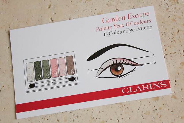 clarins spring 2015 review