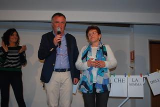 Pinuccio Valenzano e Tina Sorino