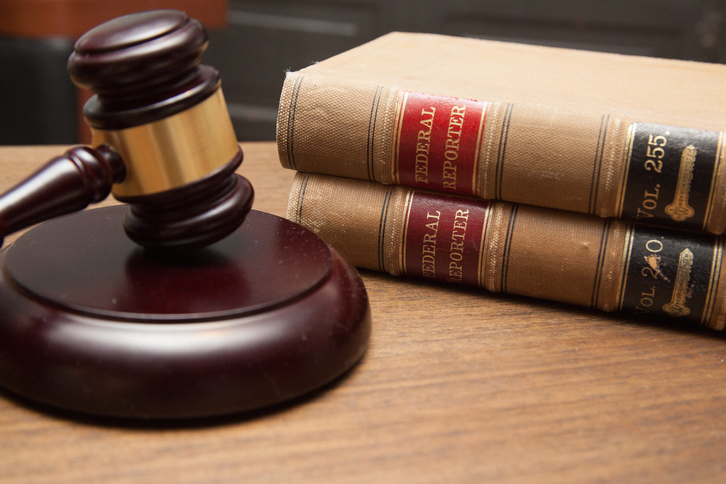 Court Gavel - Judge's Gavel - Courtroom