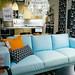 Model Kitchen & Lounge Room at Ikea Showroom