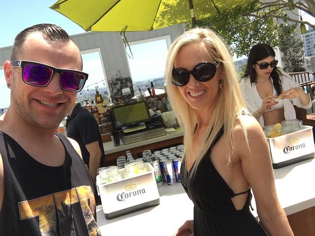 Corona Electric Beach May 2016